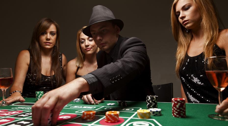 gambling addicts